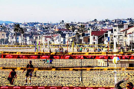 Julian Starks - Manhattan Beach Volleyball