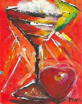Margarita VII by Bernadette Krupa