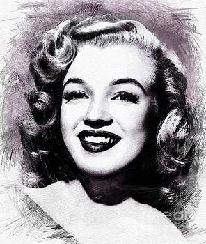 John Springfield - Marilyn Monroe, Actress and Model