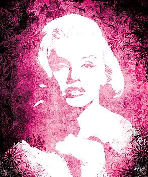 Marilyn Monroe by Bitta -  Silvia Mariottini