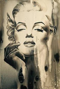Marilyn Monroe by Fatima Azimova