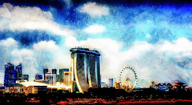 Marina Bay Sands by Joseph Hollingsworth