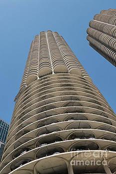 Patricia Hofmeester - Marina City, Chicago, Illinois