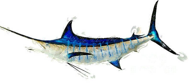 Marlin by Jennifer Capo