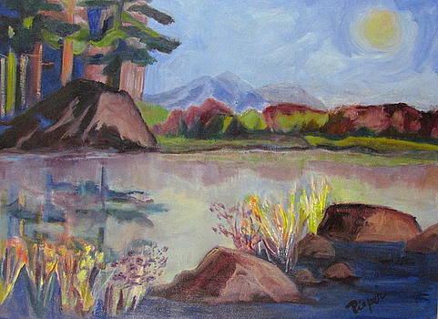 Betty Pieper - Marsh Land
