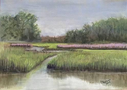 Marshland by Peggy Paulson