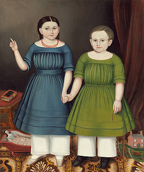 Joseph Whiting Stock - Mary and Francis Wilcox