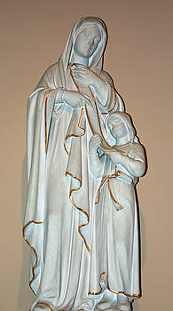 Mary and Jesus by Terence McSorley