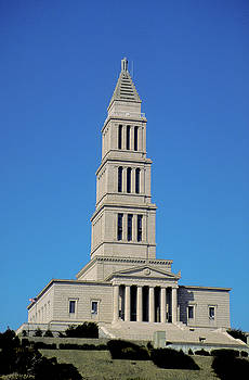 Masonic Temple in Alexandria by Carl Purcell