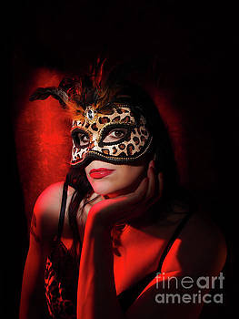 Masquerade by Dorothy Lee