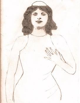 Mata Hari Mystique by Jennifer Ott