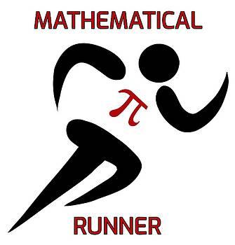 Mathematical Runner logo by Ray Charbonneau