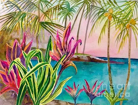 Mauna Lani Beach by Diane Renchler