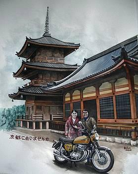 Meet me in Kyoto by Harry Miller