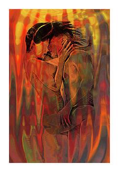 Melting Couple by Steve K