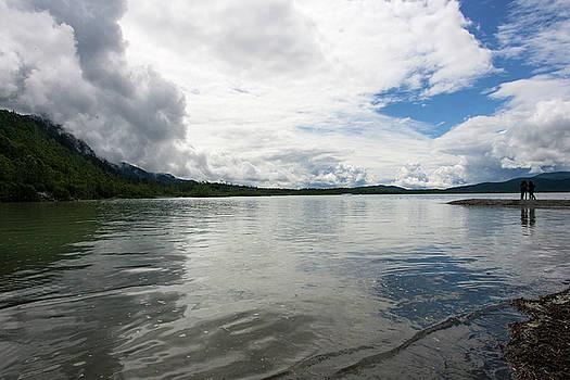 Anthony Jones - Mendenhall Lake