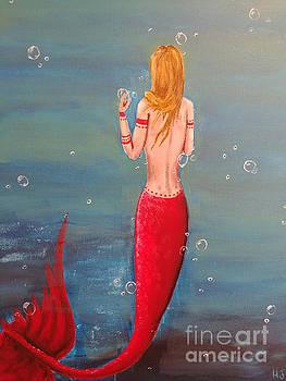 Mermaid by Heather James