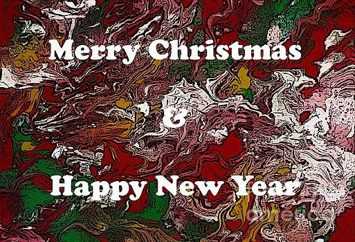 Merry Christmas and Happy New Year by Barbara Griffin