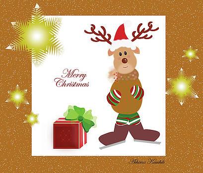 Merry Christmas  by Ashima Kaushik