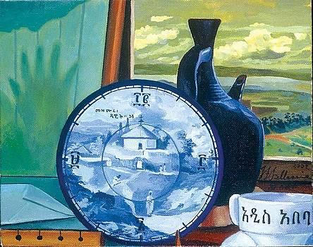 Metasebia by Yisehak Fikre-Sellassie