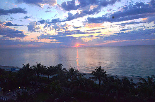 Pravine Chester - Miami Sunrise