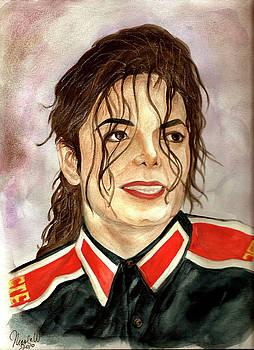 Michael Jackson - You Are My Life by Nicole Wang