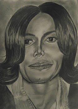 Michael Jackson by Thomasina Marks