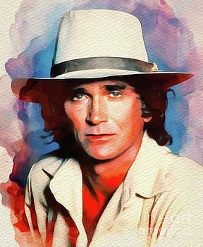 John Springfield - Michael Landon, Hollywood Legend