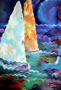 Midnight Sails by Cheryl Ehlers