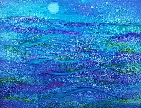 Midnight Swim by Betsy Carlson Cross