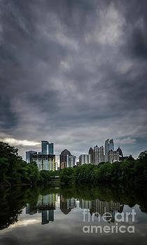 Midtown Atlanta by Doug Sturgess