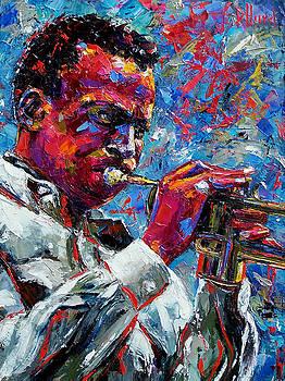 Miles Davis by Debra Hurd