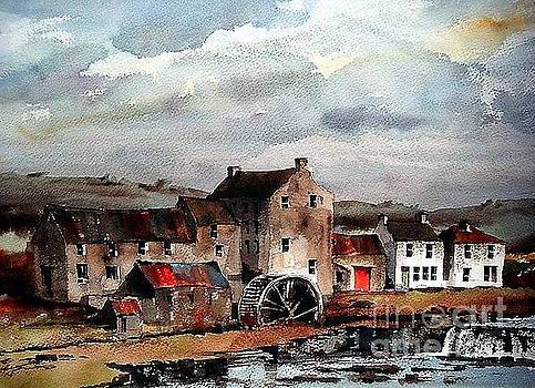 Val Byrne - Mill at Bruree, Limerick
