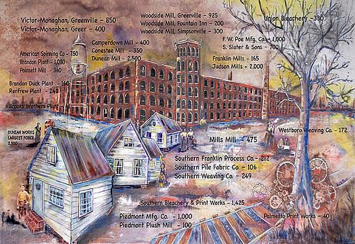 Mill Village by Edith Hardaway