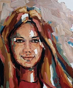Mirada by Nelya Pinchuk