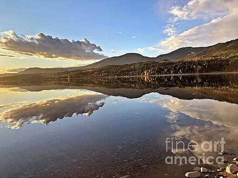 Mirror Image by Victor K