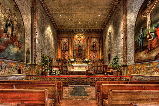 Mission Santa Barbara Also known as   by Kevin L Cole