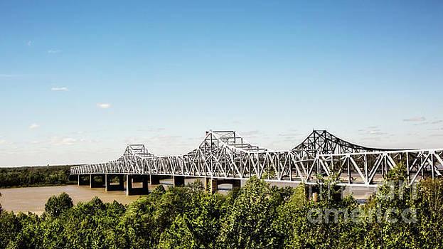 Scott Pellegrin - Mississippi River Bridge - Vicksburg