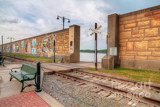 Larry Braun - Mississippi River Tales