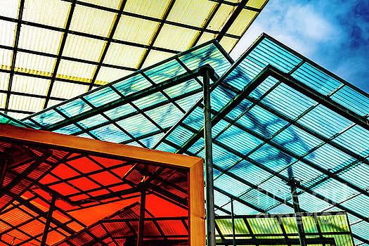 Modern Roof by Mats Silvan