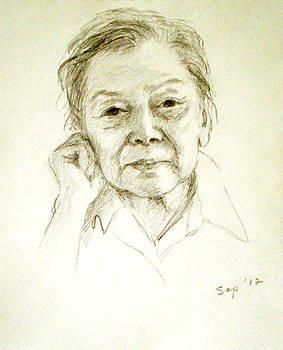 Chisho Maas - Mom at 98