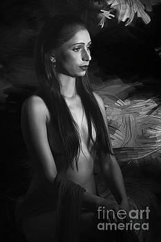 Monalisa by Kiran Joshi