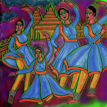 Monsoon Ragas by Latha Gokuldas Panicker