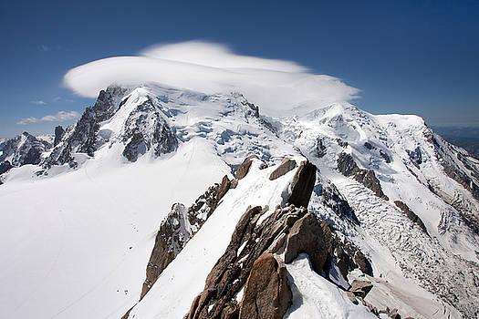 Aivar Mikko - Mont Blanc and UFO