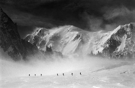 Mont Blanc by Andrea Gabrieli