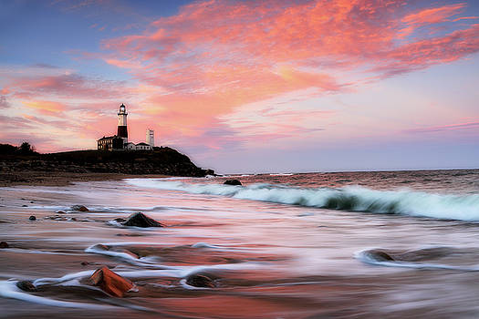 Montauk Lighthouse by Robbie George