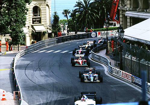 John Bowers - Monte Carlo Casino Corner
