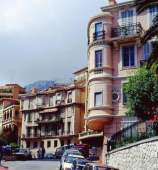 John Bowers - Monte Carlo Streets