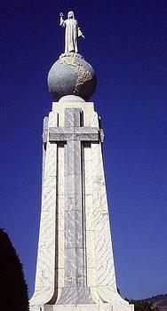 Monumento al Divino Salvador del Mundo by Juergen Weiss
