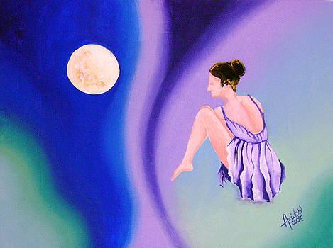 Moon Dance by Arides Pichardo